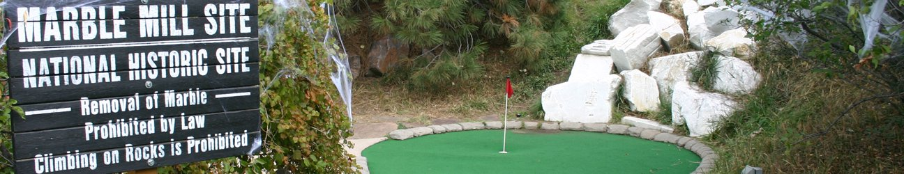 Colorado Journey Miniature Golf