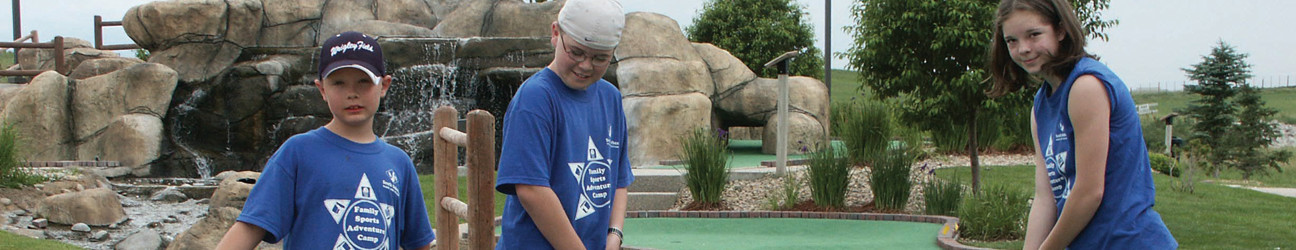 Family Sports Center Mini Golf
