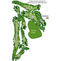 Family Sports Golf Course Map Thumbnail 170313
