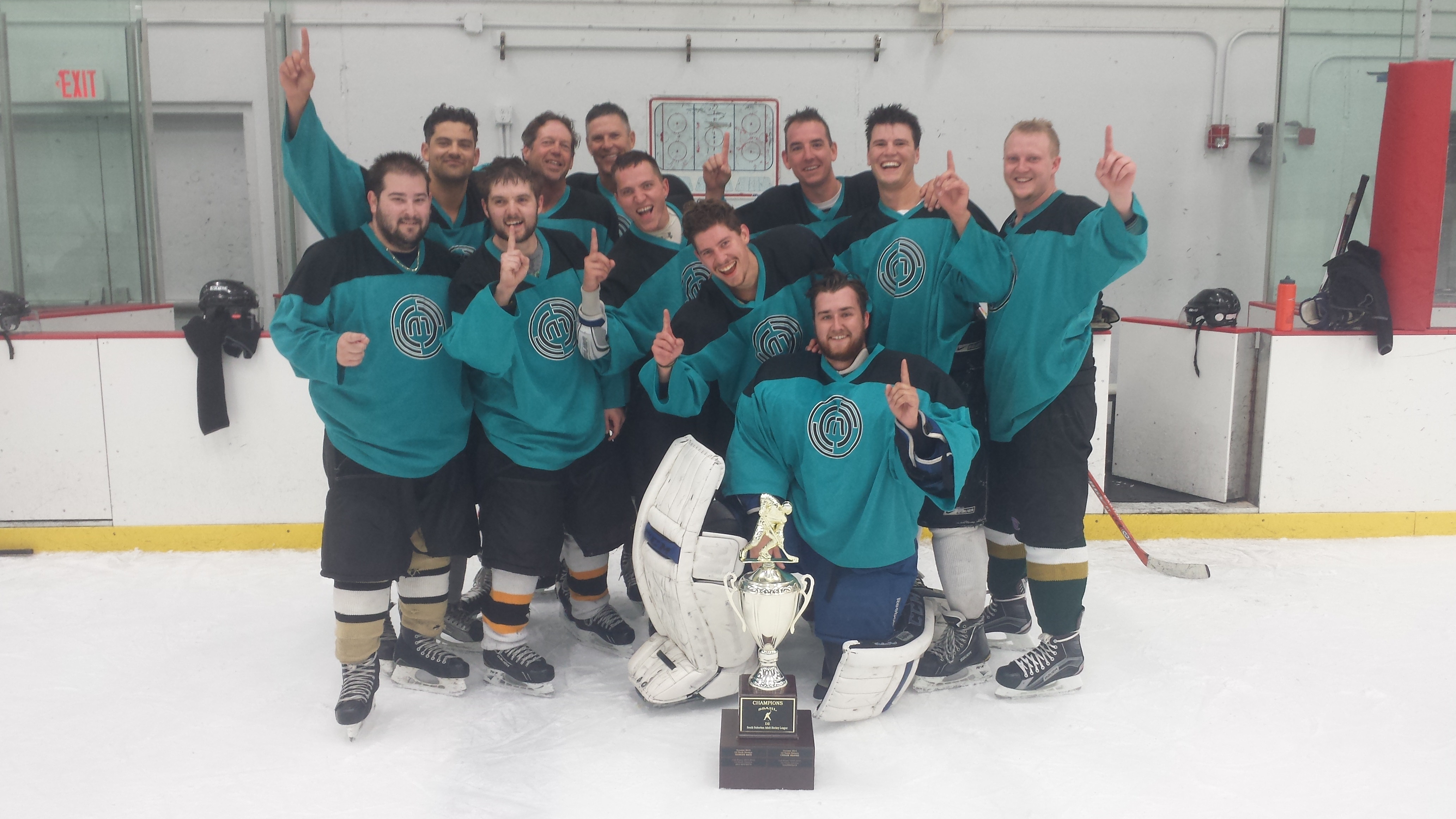 Scoregasmic Outlaws - D2 North Division