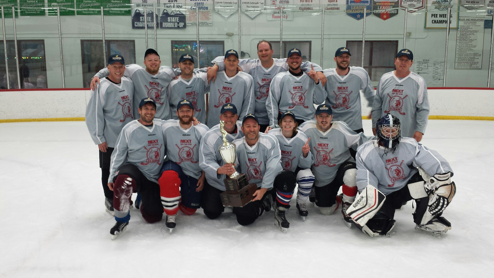 Ice Dawgs D4
