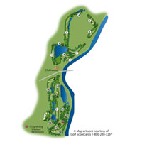 Littleton Golf Course Map Thumbnail 170313