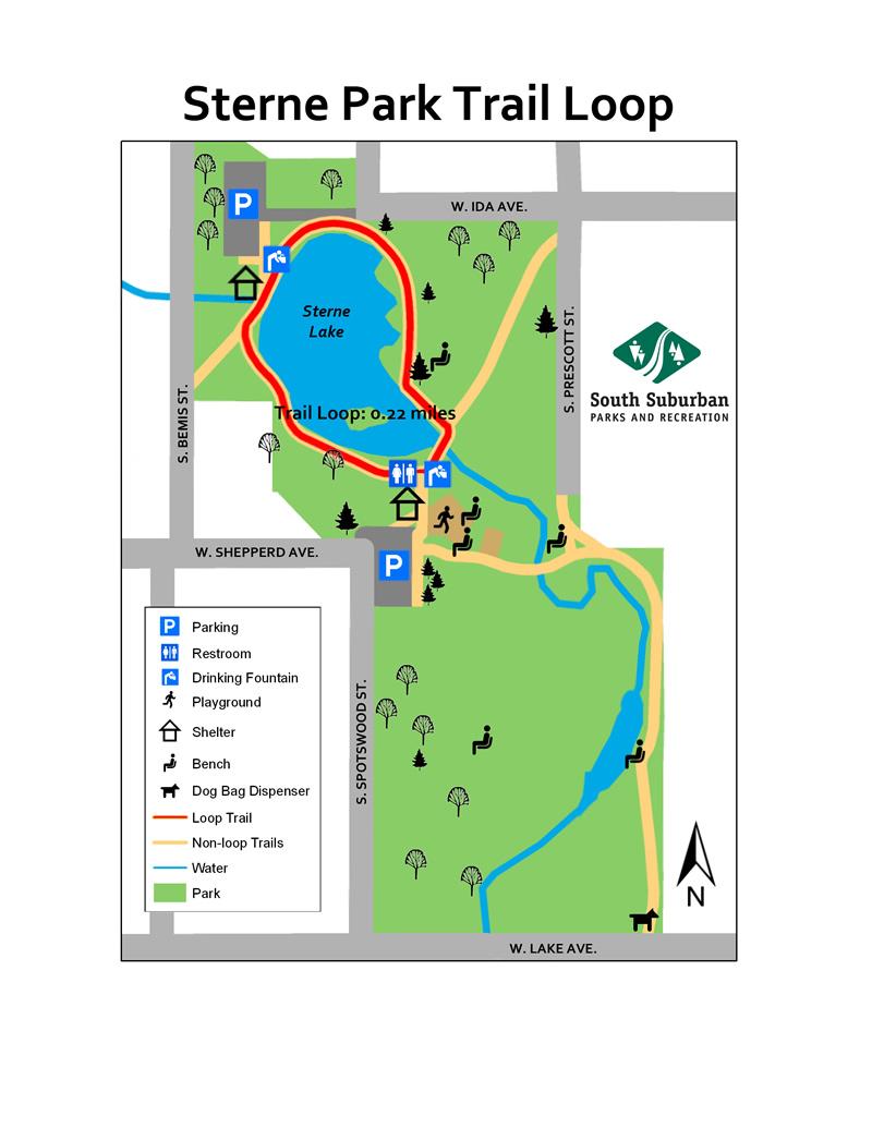 Image result for sterne park map